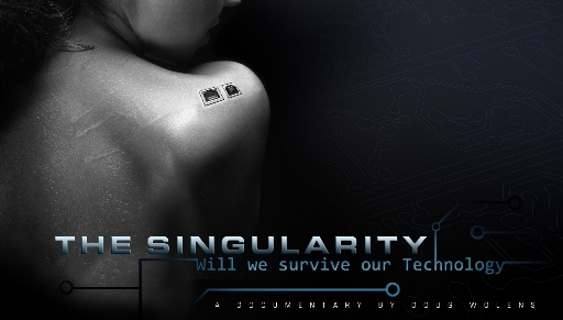 The Singularity poster