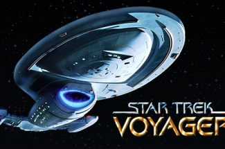 Star Trek: Voyager Ship